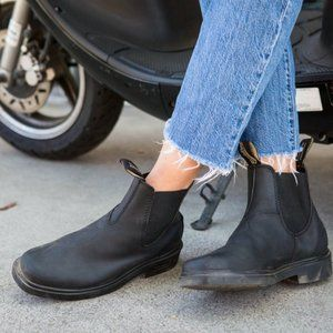 Blundstone 063 Dress Black Chelsea Boot